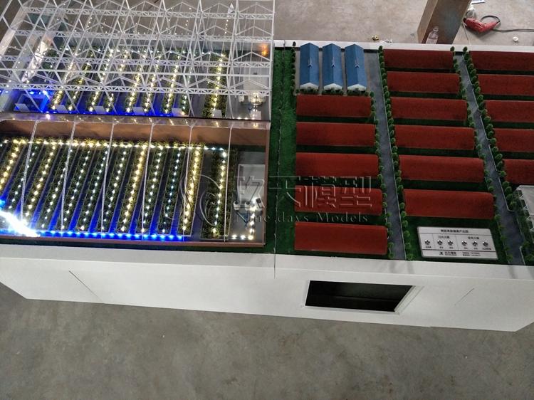 北京盛世玖天模型--耶能果蔬健康产业园