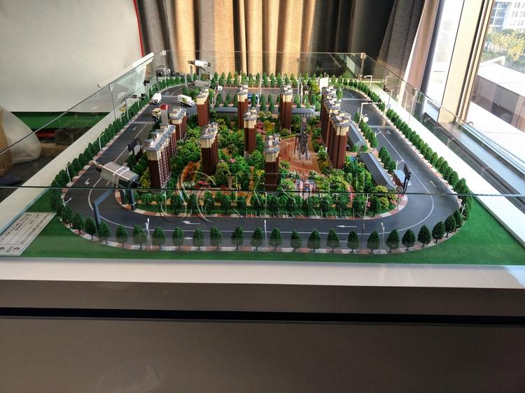 北京盛世玖天模型--华为研究所智能沙盘
