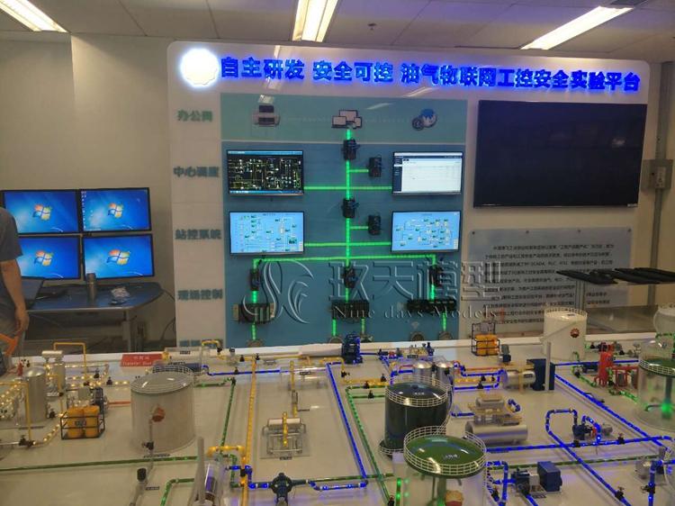北京盛世玖天模型--油气物联网安全工控安全平台
