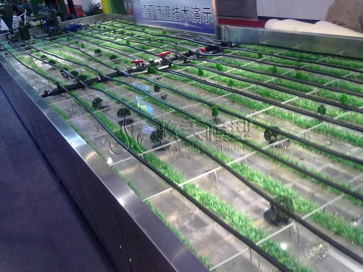 北京盛世玖天模型--智能农业—牧场